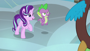 Starlight --Twilight picked me for the job-- S8E15