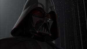Vader nears