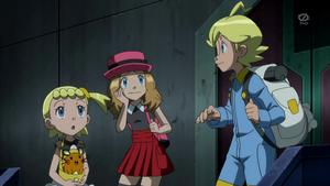 Ash's Friends Free