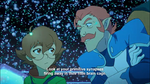 Coran and Pidge