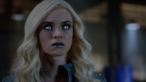 Killer Frost (Caitlin Snow) Eyes