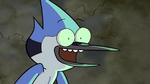 Mordecai ooohhhh