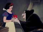 Snow White in danger