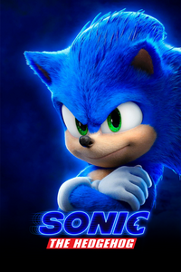 Sonic 2020 Poster