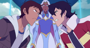 VLD - Allura, Lance and Keith