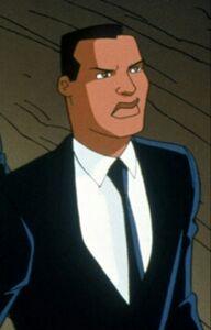 Animated Agent J