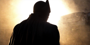 Batman in Batwoman