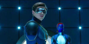 Cyclops outfit