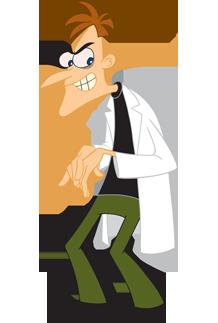 Dr-doofenshmirtz