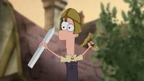 Espada rota