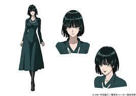 Fubuki's appearance