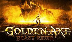 Golden axe logo01