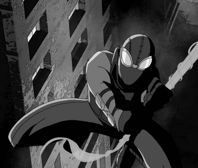 Spider man noir 2010 marvel animated universe heroes - Best spider man noir comics ...