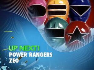 Up Next! Power Rangers Zeo (2014)
