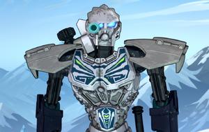 BJTO-Kopaka Unity Armor