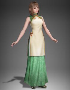 Bao Sanniang Civilian Clothes (DW9)