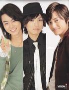 Heroes in Kamen Rider W