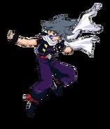 Kai Hiwatari GR