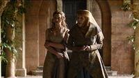 Olenna with Margaery