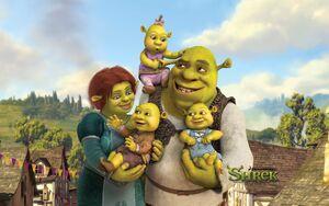 Shrek4 family