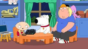 Stewie, Brian and Chris 2