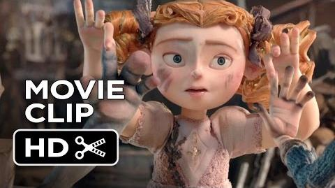 The Boxtrolls Movie CLIP - You're A Boy (2014) - Elle Fanning Stop-Motion Animated Movie HD