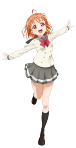 Chika Takami Love Live Sunshine Hero