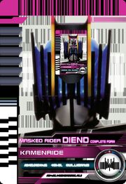 Final Kamen Ride Diend Complete
