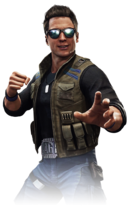 Johnny Render mk 11 2