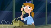 Señorita K llamando a Atrapa