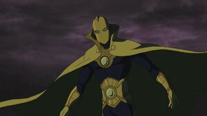 Aqualad as dr fate