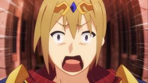 Kyouya suprised