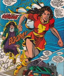 Mary-Marvel-New-Earth-Transformation