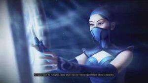 Mortal Kombat 11 - Kitana Klassic Tower Ending