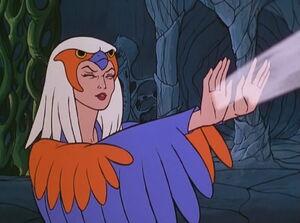 The Sorceress of Castle Grayskull 12