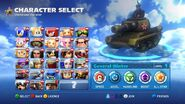 All Characters from Sonic & Sega All-Stars Racing Transformed
