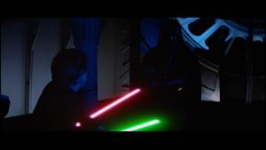Darth Vader shifts