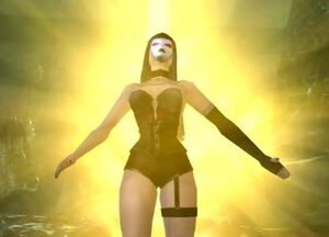 Desdemona Masked