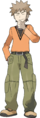 HeartGold SoulSilver Brock
