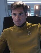 James T. Kirk- Chris Pine 2
