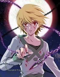Kurapika- Chain Attack