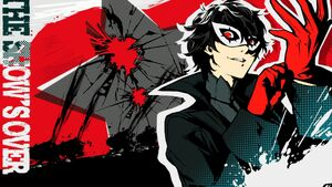 P5 The Protagonist's All-Out Attack finishing touch
