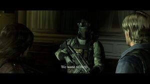 Resident Evil 6 BSAA 02