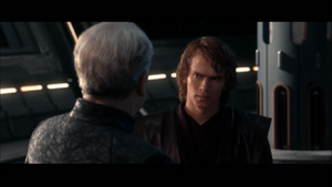 Anakin sorrow