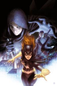 Batgirl Vol 4 33 Textless