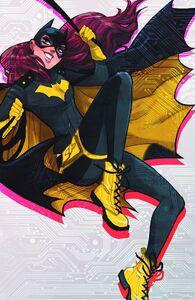 Batgirl Vol 4 35 Tarr Variant Textless