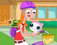Candace y Meap