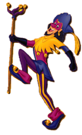 Clopin, The Hunchback of Notre Dame