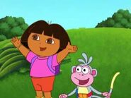 Dora and boots 54435