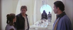 Lando betrays